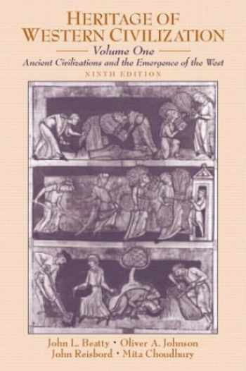 9780130341273-0130341274-Heritage of Western Civilization, Volume I: Ancient Civilizations and the Emergence of the West (9th Edition)