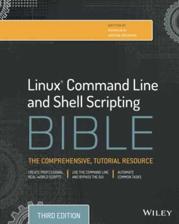 9781118983843-111898384X-Linux Command Line and Shell Scripting Bible, 3rd Edition