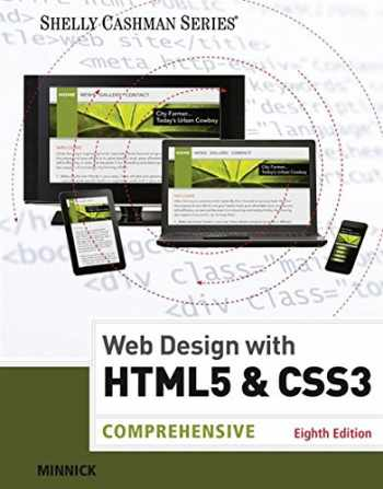 9781305578166-1305578163-Web Design with HTML & CSS3: Comprehensive