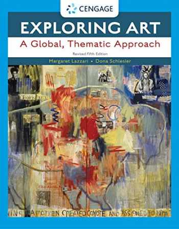 9781337709910-1337709913-Exploring Art: A Global, Thematic Approach, Revised (MindTap Course List)