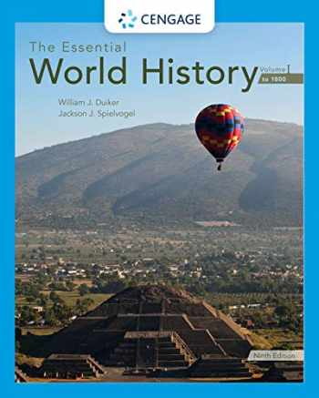 9780357026861-0357026861-The Essential World History, Volume I: To 1800