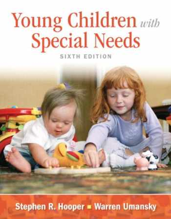 9780133399943-013339994X-Young Children With Special Needs, Pearson eText with Loose-Leaf Version -- Access Card Package (6th Edition)