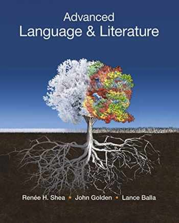 9781457657412-1457657414-Advanced Language & Literature: For Honors and Pre-AP® English Courses