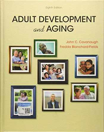 9781337559089-1337559083-Adult Development and Aging