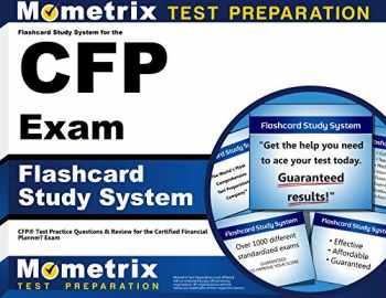 9781609713157-160971315X-Flashcard Study System for the CFP Exam: CFP® Test Practice Questions & Review for the Certified Financial Planner Exam (Cards)