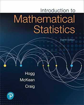 9780134686998-0134686993-Introduction to Mathematical Statistics (8th Edition) (What's New in Statistics)