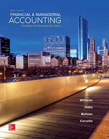 FINANCIAL & MGRL ACCOUNTING 18
