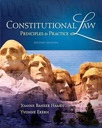 9781111648541-1111648549-Constitutional Law: Principles and Practice