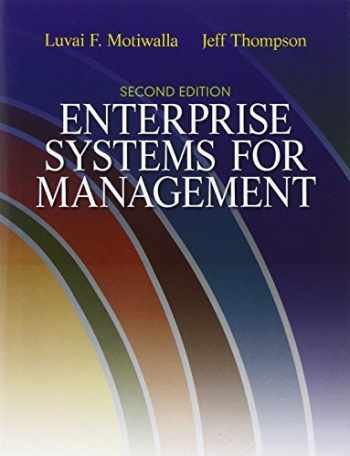 9780132145763-0132145766-Enterprise Systems for Management (2nd Edition)