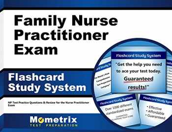 Sell, Buy or Rent Family Nurse Practitioner Exam Flashcard Study Sys