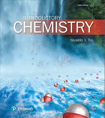 9780134290812-013429081X-Introductory Chemistry Plus Mastering Chemistry with Pearson eText -- Access Card Package (6th Edition) (New Chemistry Titles from Niva Tro)