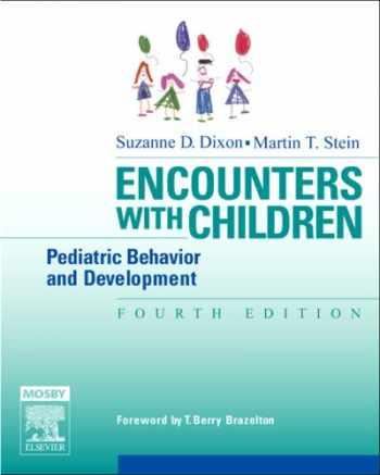 9780323029155-0323029159-Encounters with Children: Pediatric Behavior and Development, 4th Edition