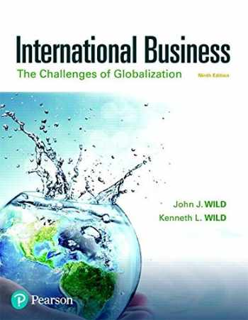 9780134729220-0134729226-International Business: The Challenges of Globalization