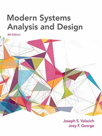 9780134204925-0134204921-Modern Systems Analysis and Design (8th Edition)