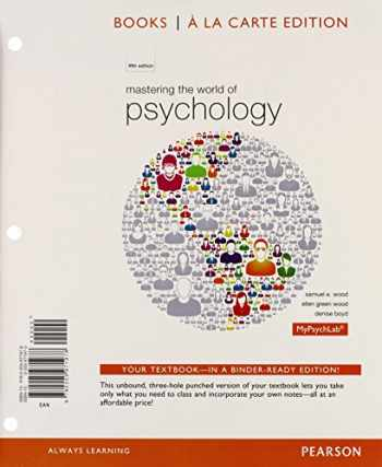 9780205971978-0205971970-Mastering the World of Psychology, Books a la Carte Edition (5th Edition)