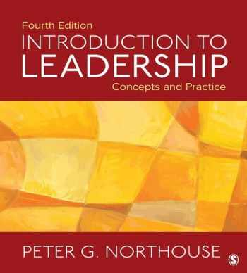 9781506371221-1506371221-BUNDLE: Northouse, Introduction to Leadership 4e + Northouse, Introduction to Leadership 4e Interactive eBook