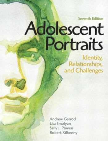 9780205036233-0205036236-Adolescent Portraits: Identity, Relationships, and Challenges (7th Edition)