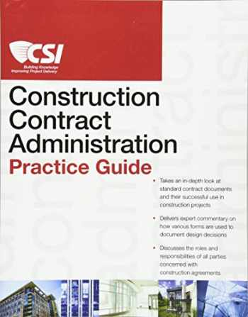 9780470635186-0470635185-The CSI Construction Contract Administration Practice Guide
