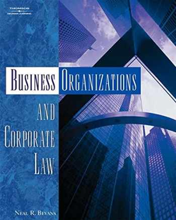 9781401870836-140187083X-Business Organizations and Corporate Law