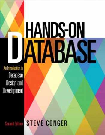 9780133024418-0133024415-Hands-On Database (2nd Edition)