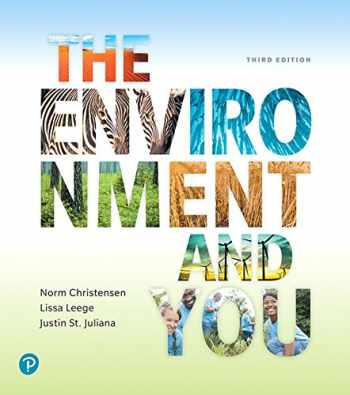 9780134646053-0134646053-The Environment and You (3rd Edition)