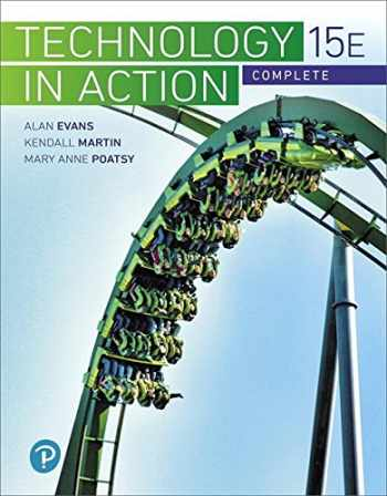 9780134837871-0134837878-Technology In Action Complete (15th Edition) (What's New in Information Technology)