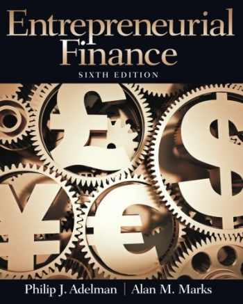 9780133140514-0133140512-Entrepreneurial Finance (6th Edition)
