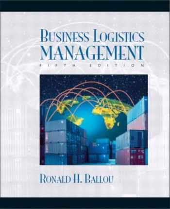 9780130661845-0130661848-Business Logistics: Supply Chain Management
