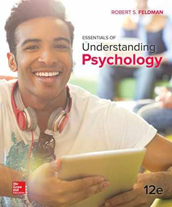 9781260029079-1260029077-Essentials of Understanding Psychology Loose Leaf with Connect Access Card