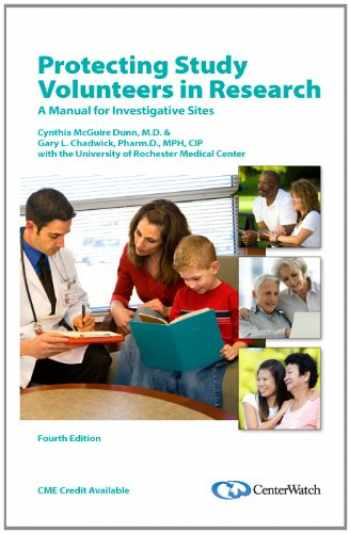 9781930624641-1930624646-Protecting Study Volunteers in Research