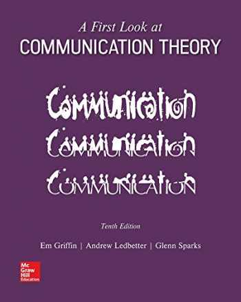 9781260132434-1260132439-Looseleaf for A First Look at Communication Theory