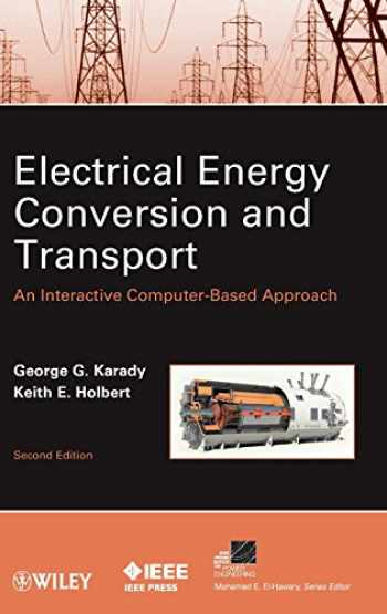 9780470936993-0470936991-Electrical Energy Conversion and Transport: An Interactive Computer-Based Approach