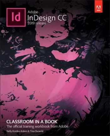9780135262153-0135262151-Adobe InDesign CC Classroom in a Book (2019 Release)