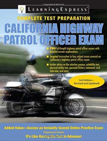 9781576857151-1576857158-California Highway Patrol Officer Exam (California Highway Patrol Officer Exam (Learning Express))