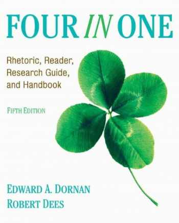 9780205731220-0205731228-Four In One: Rhetoric, Reader, Research Guide, and Handbook (5th Edition)