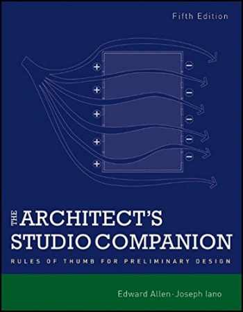 9780470641910-0470641916-The Architect's Studio Companion: Rules of Thumb for Preliminary Design