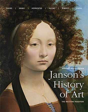 9780133878295-0133878295-Janson's History of Art: The Western Tradition Reissued Edition (8th Edition)