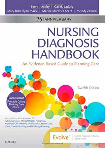 9780323551120-0323551122-Nursing Diagnosis Handbook: An Evidence-Based Guide to Planning Care, 25th Anniversary Edition