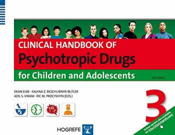 9780889374560-0889374562-Clinical Handbook of Psychotropic Drugs for Children and Adolescents