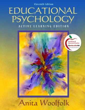 9780135094105-0135094100-Educational Psychology: Active Learning Edition