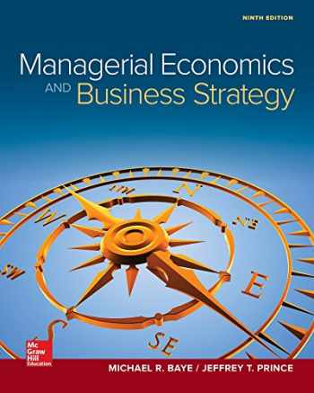 MANAGERIAL ECON & BUS STRATEGY 9