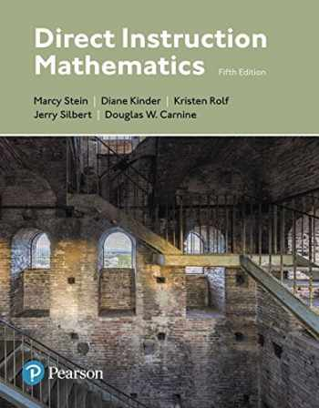 9780134576732-013457673X-Direct Instruction Mathematics, with Enhanced Pearson eText -- Access Card Package (5th Edition) (What's New in Curriculum & Instruction)