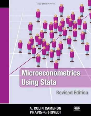 9781597180733-1597180734-Microeconometrics Using Stata, Revised Edition