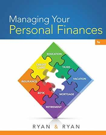 9781305076815-1305076818-Managing Your Personal Finances