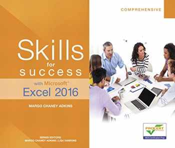 9780134479507-0134479505-Skills for Success with Microsoft Excel 2016 Comprehensive (Skills for Success for Office 2016 Series)