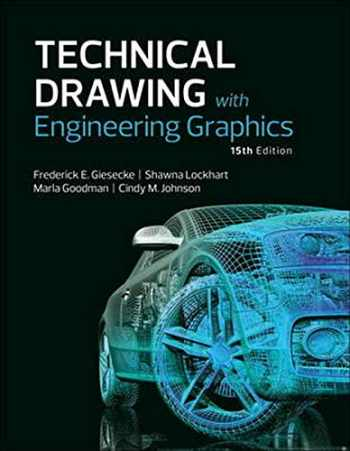 9780134306414-0134306414-Technical Drawing with Engineering Graphics (15th Edition)