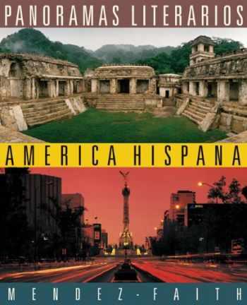 9780618527816-0618527818-Panoramas literarios: America Hispana (World Languages)