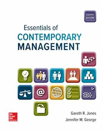 9781260141054-1260141055-Loose-Leaf for Essentials of Contemporary Management
