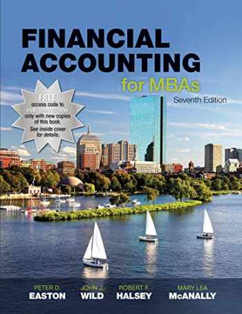 9781618532312-1618532316-FINANCIAL ACCOUNTING FOR MBAS-W/ACCESS