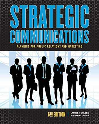 9781465297747-146529774X-Strategic Communications Planning for Public Relations and Marketing